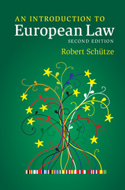 Robert Schütze | Introduction To European Law | Book Cover